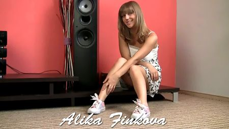 Alika Finkova Virgin