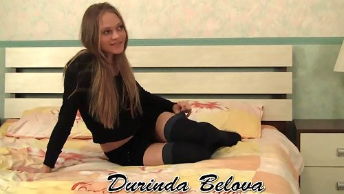 Durinda Belova first time sex